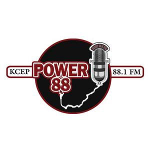 Radio KCEP - Power 88 - 88.1 FM