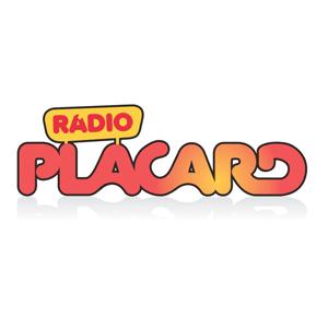 Radio Rádio Placard