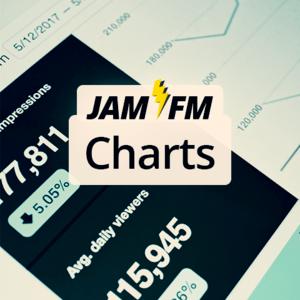 JAM FM Charts