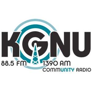 Radio KGNU - 1390 AM