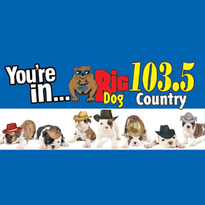 Radio WUUF - Big Dog Country 103.5 FM