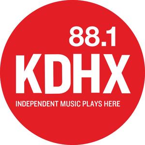 Radio KDHX 88.1 FM