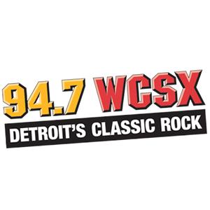 Radio WCSX - Detroit's Classic Rock 94.7 FM