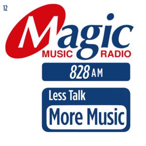 Radio Magic 828