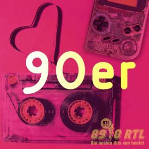 89.0 RTL 90er