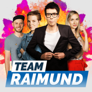 Podcast MDR SPUTNIK Team Raimund