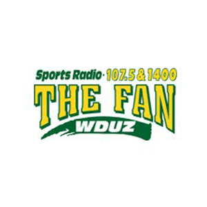 Radio WDUZ - The Fan 107.5 FM