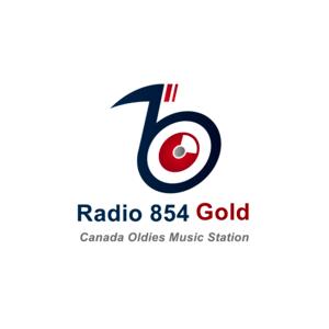 Radio Radio 854 Gold