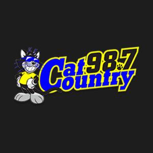 Radio WYCT - Cat Country 98.7 FM