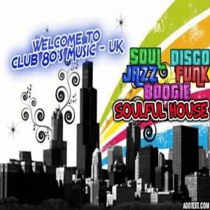 Radio CLUB 80'S MUSIC UK