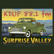 Radio KDUP - Surprise Valley 88.1 FM