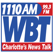 Radio WBT - EBT News-Talk 1110 AM