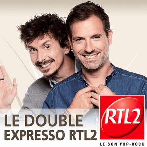 Podcast RTL2 - Le Double Expresso RTL2