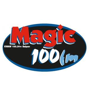 Radio KWAW - Magic 100.3 FM